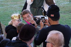The 2015 Medieval Festival At Fort Tryon Park Part 4 9 Stock Photography
