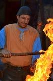 Medieval Festival Stock Image