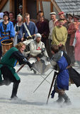 Medieval Festival Stock Photography