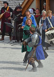 Medieval Festival Royalty Free Stock Image