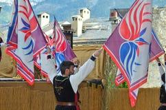 Medieval Festival Royalty Free Stock Photos