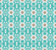 Medieval floral pattern Stock Photography