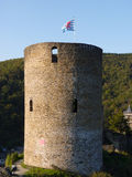 Medieval fort Royalty Free Stock Images