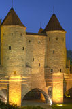 Medieval fortifications Royalty Free Stock Images