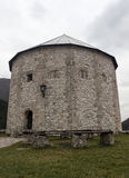 Medieval Fortified Building In Travnik 10 Royalty Free Stock Photography