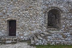 Medieval fortified building in Travnik 11 Stock Image