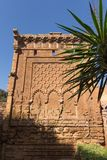 Medieval fortified Muslim necropolis located in Rabat. Morocco Stock Photo