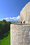 Medieval fortress Royalty Free Stock Photography