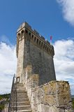 Medieval Fortress Stock Images