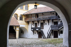 Free Medieval Fortress Royalty Free Stock Image - 9228506