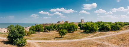 Medieval Fortress Akkerman Belgorod-Dniester Royalty Free Stock Photography
