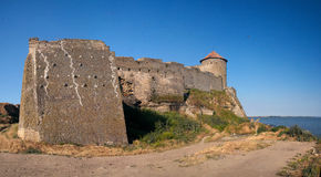 Medieval Fortress Belgorod On Dniester Royalty Free Stock Images