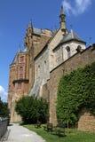 Medieval Fortress, Hohenzollern Castle, Black Forest, Stuttgart, Stock Images