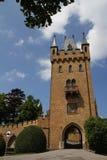 Medieval Fortress, Hohenzollern Castle, Black Forest, Stuttgart, Royalty Free Stock Photo