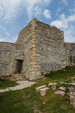 Medieval fortress Medvedgrad near Zagreb Royalty Free Stock Photos