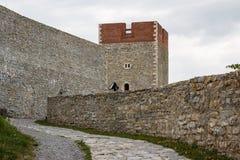 Medieval fortress Medvedgrad near Zagreb. Croatia Stock Images
