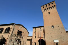 Medieval fortress in Modena, Italy Royalty Free Stock Photos