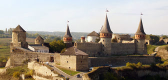 Medieval fortress Royalty Free Stock Image