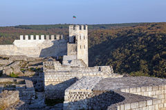 A medieval fortress Shumen Stock Image