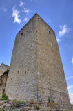 Medieval Fortress Tower Stock Images