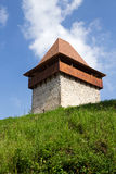 Medieval Fortress Tower Royalty Free Stock Images