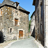 Medieval French City Royalty Free Stock Images