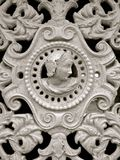 Medieval French Door Iron Detail Stock Photo