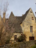 Medieval French House Stock Photos