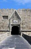 Medieval Gate Royalty Free Stock Photos