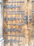 Medieval gate Stock Image