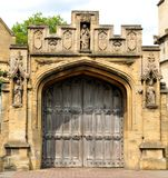 Medieval gate Royalty Free Stock Photography