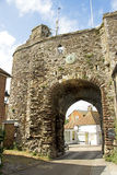 Medieval Gate in Rye Royalty Free Stock Photos