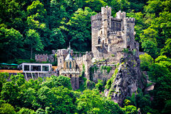 Medieval german castle Royalty Free Stock Photography
