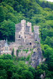 Medieval german castle Royalty Free Stock Photos