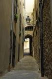 The medieval Girona, Spain Royalty Free Stock Photo