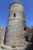 Medieval gothic castle, Bedzin Castle, Upper Silesia, Bedzin, Poland Royalty Free Stock Photo