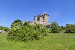Medieval gothic castle, Bedzin Castle, Upper Silesia, Bedzin, Poland Royalty Free Stock Image