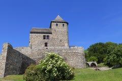 Medieval gothic castle, Bedzin Castle, Upper Silesia, Bedzin, Poland Stock Photography