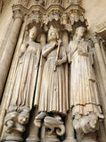 Eglise St. Germain l'Auxerrois in Paris Royalty Free Stock Photography