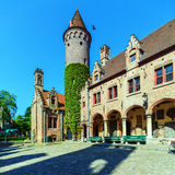 Medieval Gruuthuse Museum, Bruges Royalty Free Stock Photos