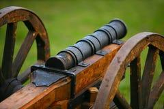 Medieval gun Stock Image