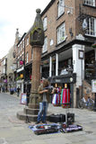 Medieval Chester in England Royalty Free Stock Photography