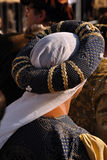Medieval hat Stock Photography