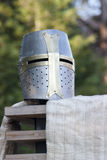 Medieval helmet Royalty Free Stock Photos