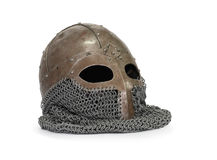 Medieval Helmet Stock Photos
