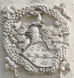Medieval heraldry Stock Photo