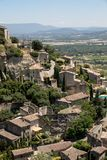Medieval hilltop town of Gordes. Provence. France Royalty Free Stock Photography
