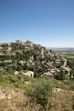 Medieval hilltop town of Gordes. Provence. France Royalty Free Stock Image