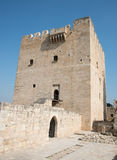 Medieval historic Castle of Kolossi, Limassol, Cyprus Royalty Free Stock Photo