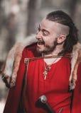Medieval historical reenactment Stock Photos